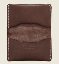 Load image into Gallery viewer, REDWING- CARD HOLDER WALLET- AMBER FRONTIER