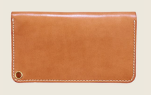 Load image into Gallery viewer, REDWING- TRUCKER WALLET- LONDON TAN