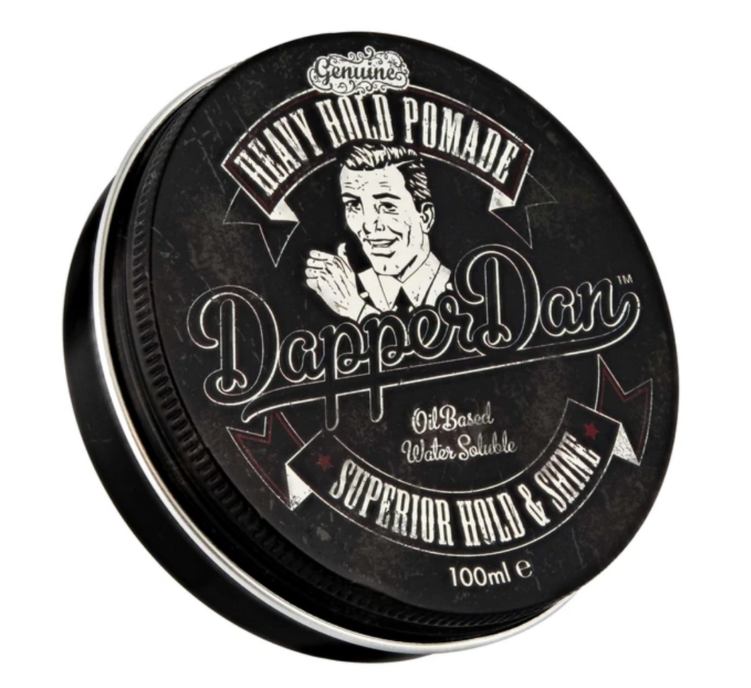 DAPPER DAN- HEAVY HOLD POMADE
