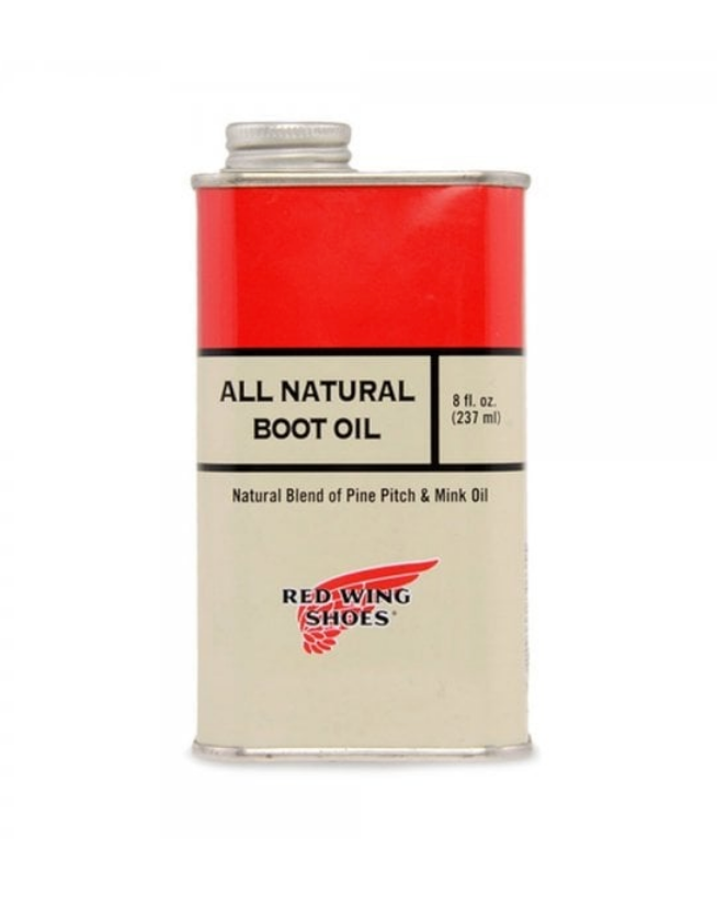 REDWING- ALL NATURAL BOOT OIL