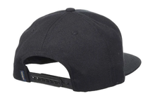 Load image into Gallery viewer, PENDLETON- LOGO FLAT BRIM HAT BLACK