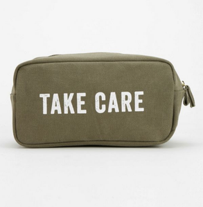 IZOLA- TAKE CARE TOILETRY BAG