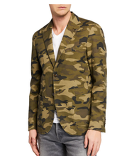 Load image into Gallery viewer, JOE'S- CAMO SUIT JACKET
