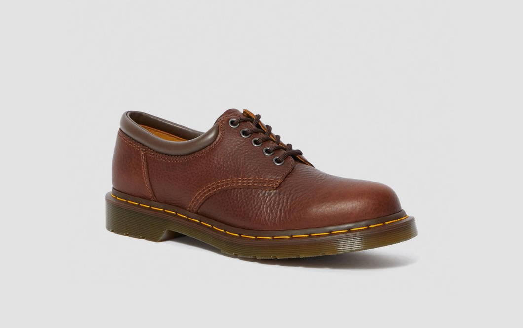 DR MARTENS- 8053 HARVEST LEATHER SHOES