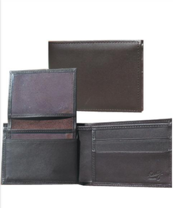 SCULLY- PASS CASE BILLFOLD BLACK