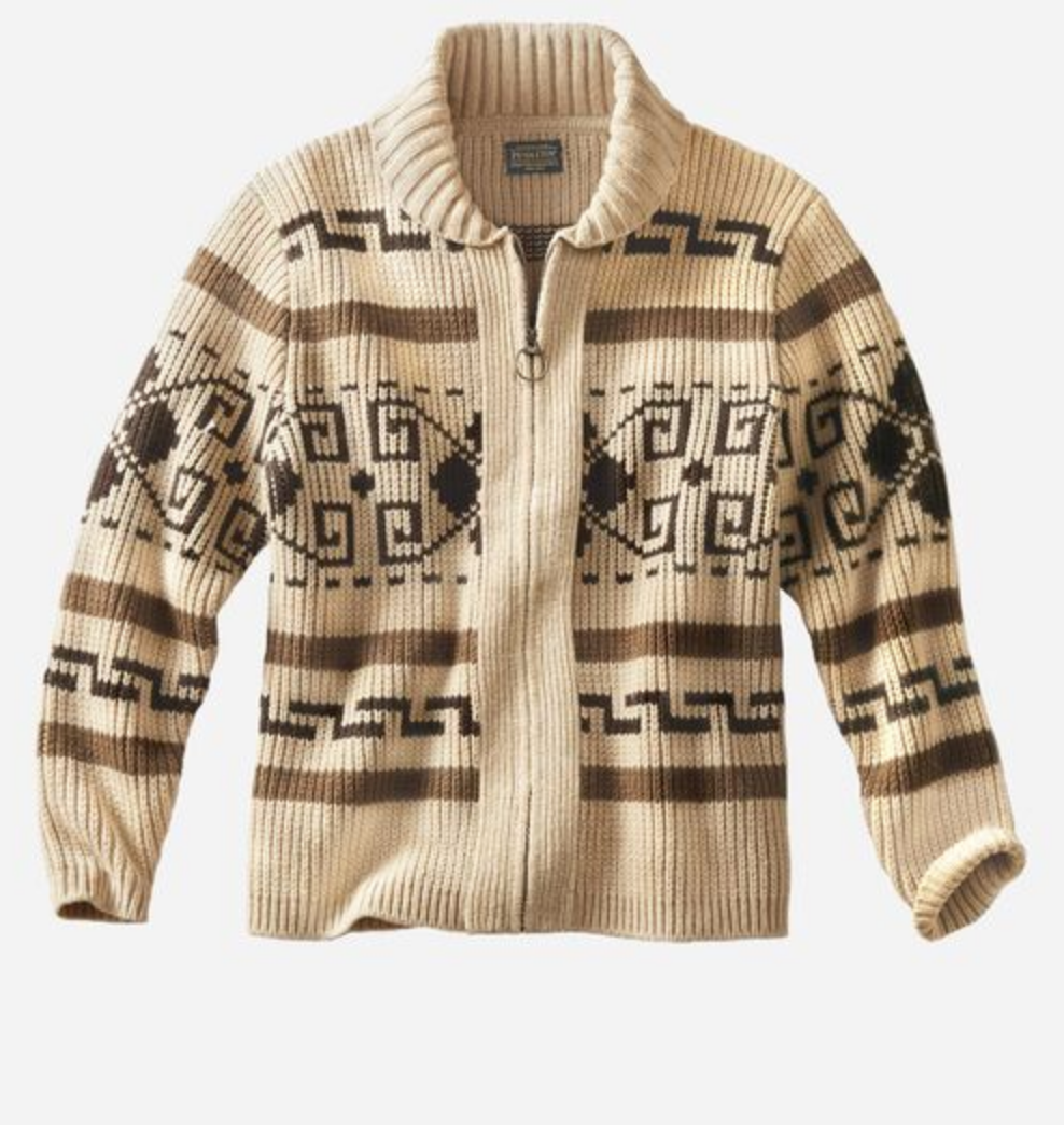 PENDLETON- ORIGINAL WESTERLEY- TAN