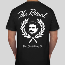 Load image into Gallery viewer, RITUAL MERCH | BLACK LOGO TEE