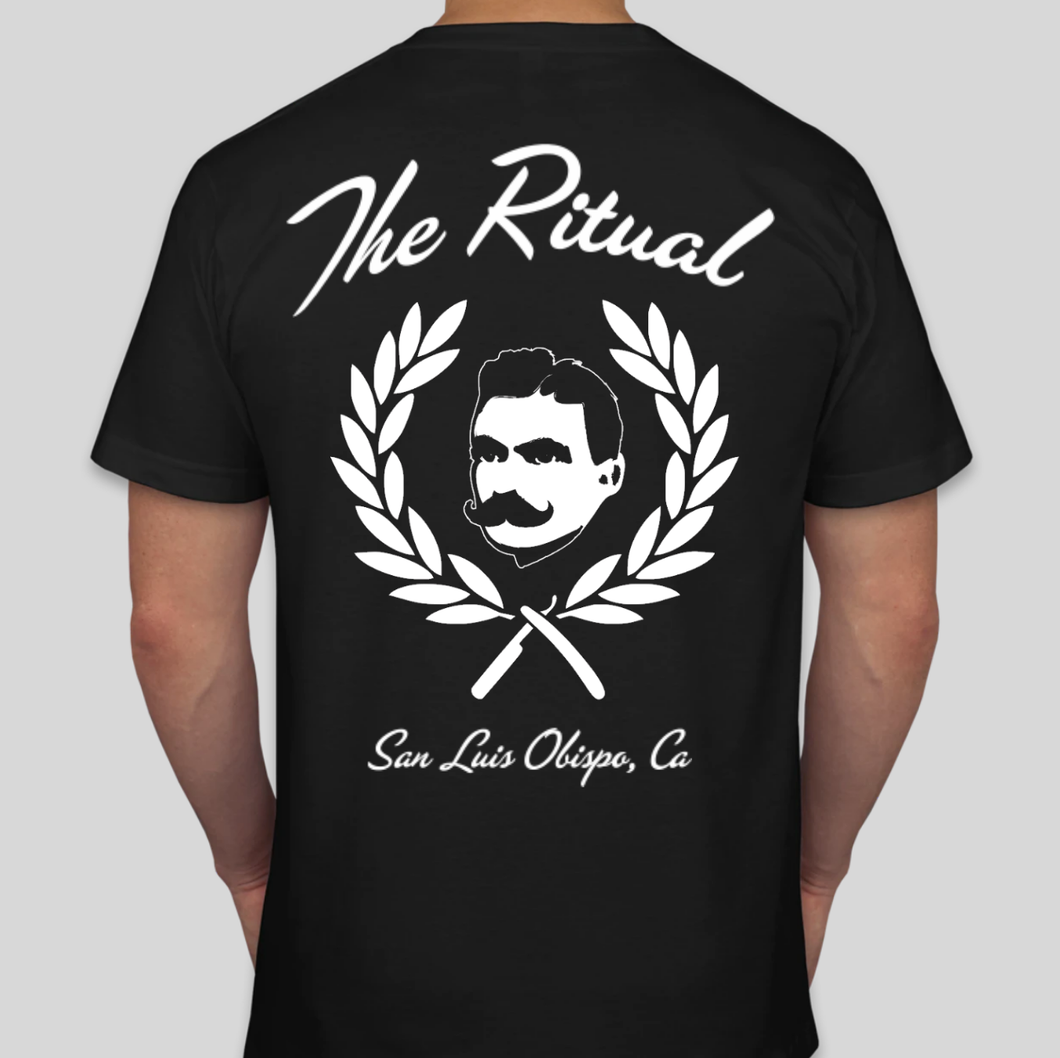 RITUAL MERCH | BLACK LOGO TEE