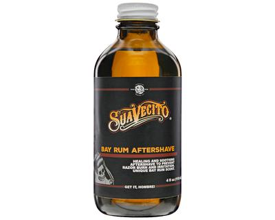 SUAVECITO- BAY RUM AFTERSHAVE
