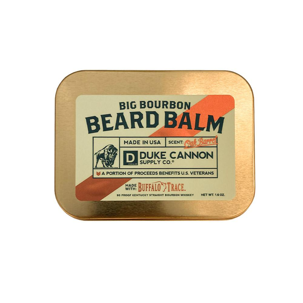 DUKE CANNON- BIG BOURBON BEARD BALM