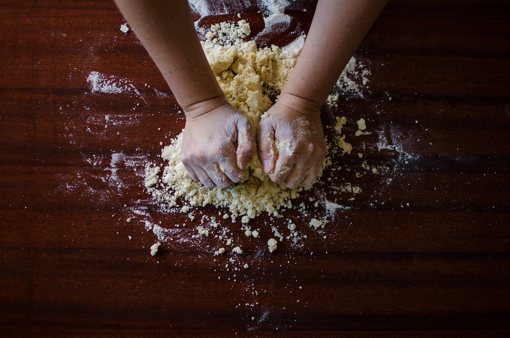 Baking can be a mind-clearing, cathartic activity.