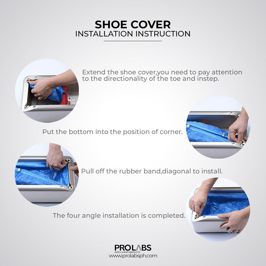 Reevo - Disposable Shoe Cover