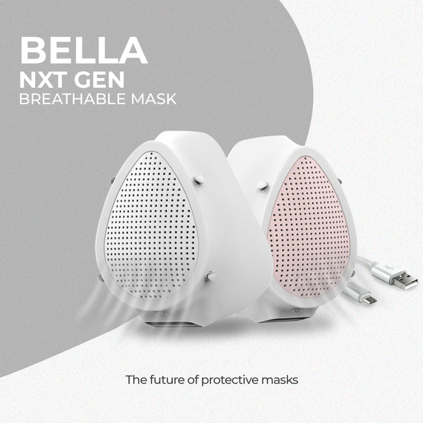 MonoLab Customization for Philips-Blaise FRESH AIR Breathable Mask