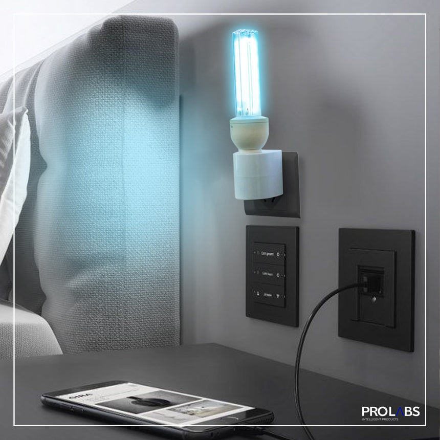 PL003-UVC Light Table Lamp