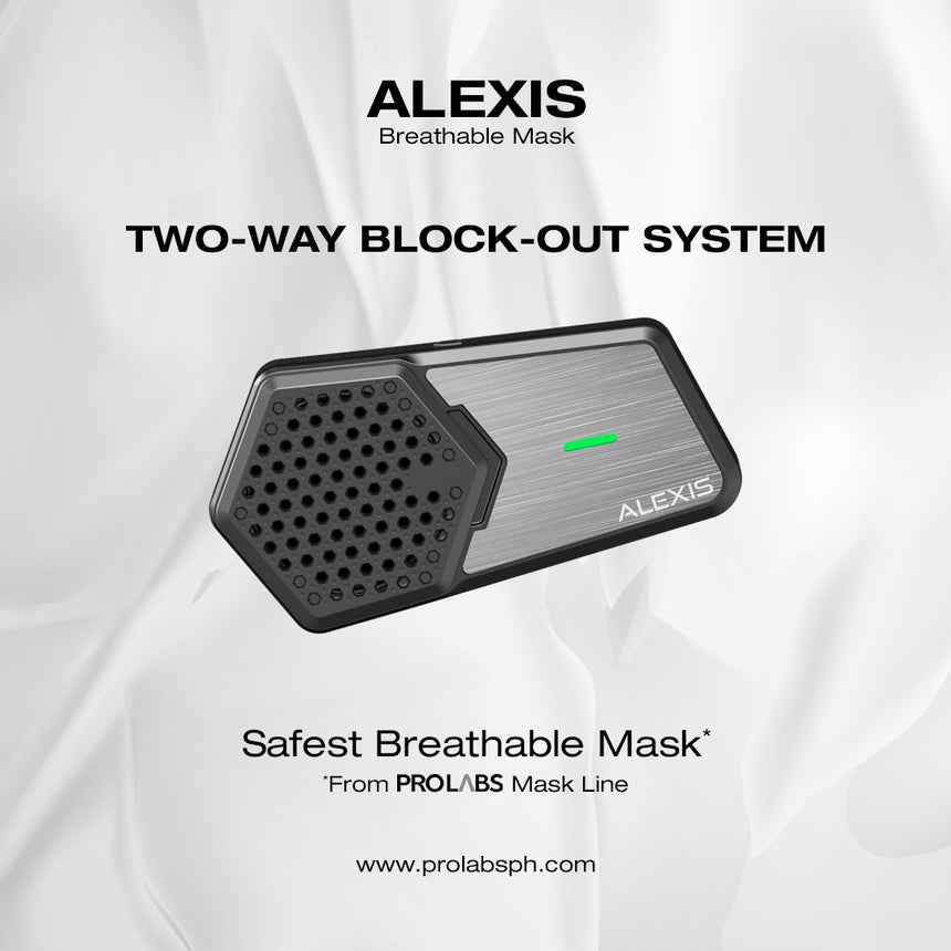MonoLab Customized Alexis Breathable Mask