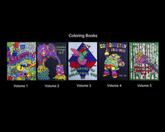 Deluxe Coloring Package