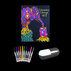 Colorizer Coloring Book Package