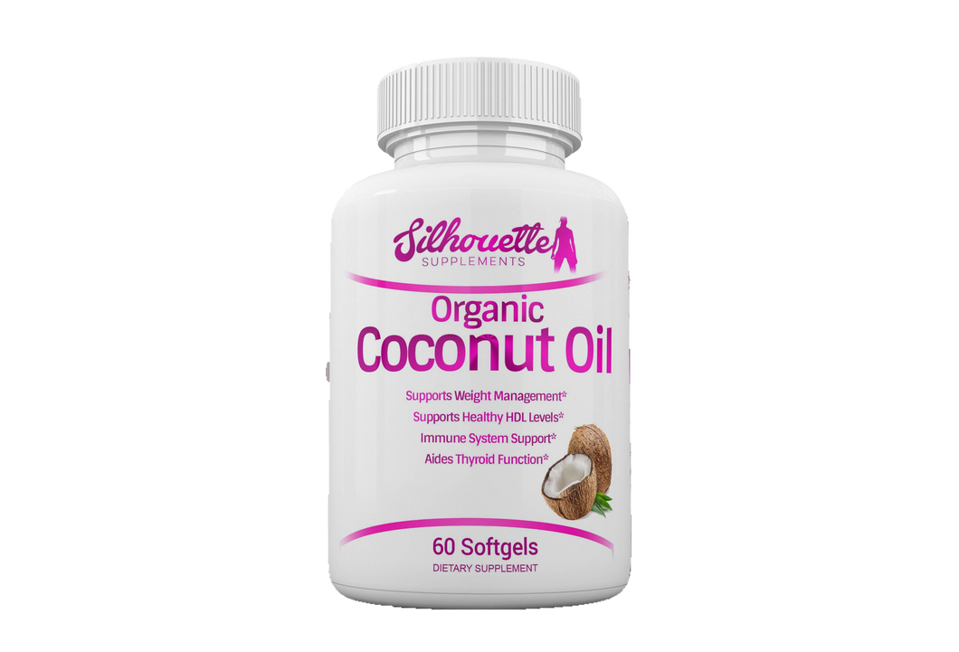 Coconut Oil (Softgels)