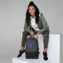 Load image into Gallery viewer, Silhouette Embroidered Champion Backpack