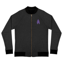 Load image into Gallery viewer, SILHOUETTE Bomber Jacket (Unisex)