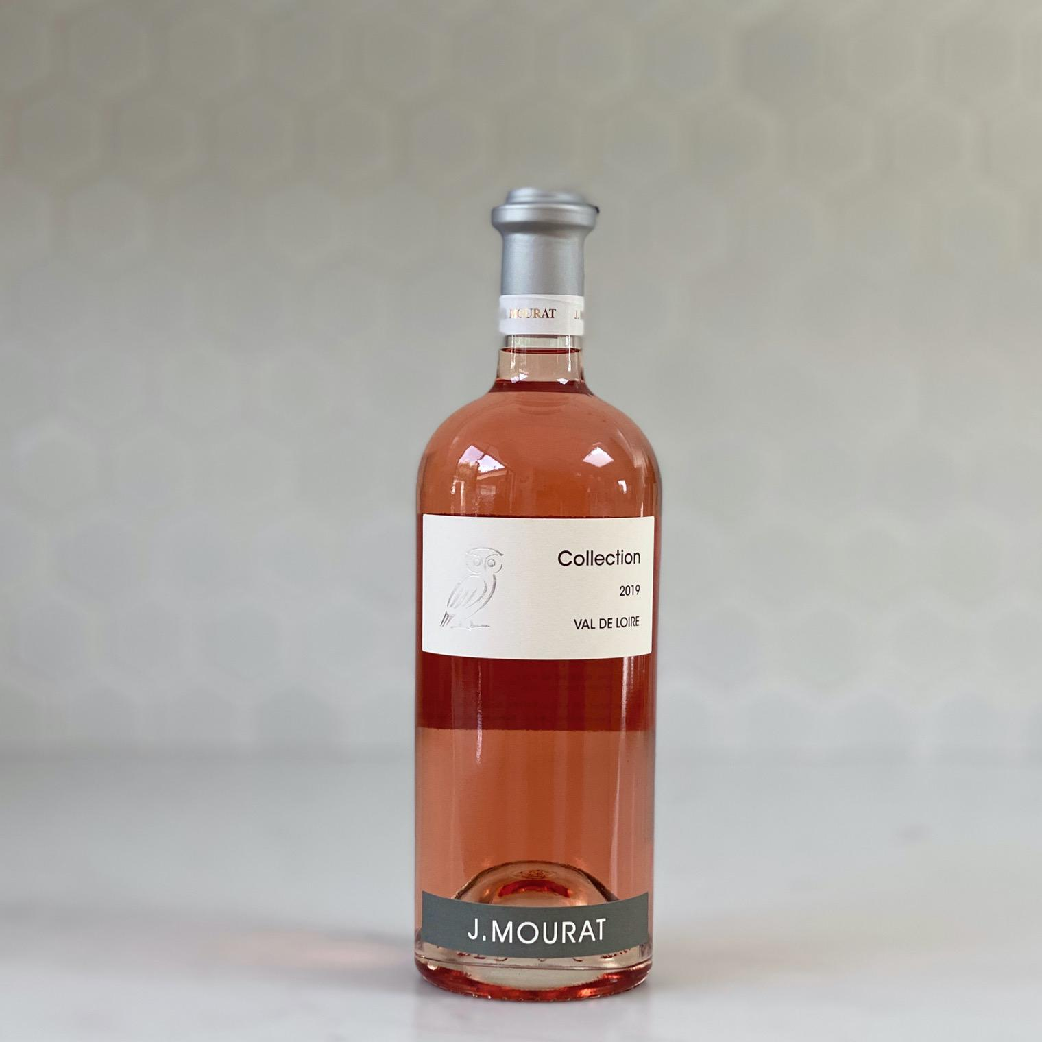 J MOURAT collecton rosé 2019