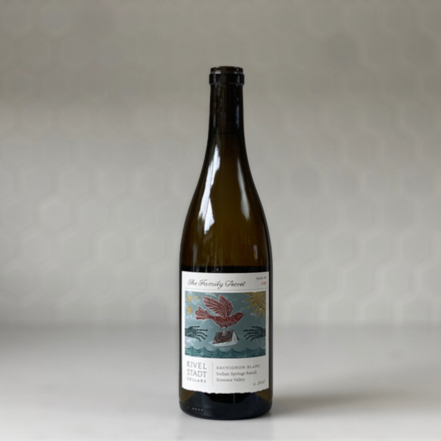 "KIVELSTADT CELLARS ""the family secret"" sauvignon blanc 2018"