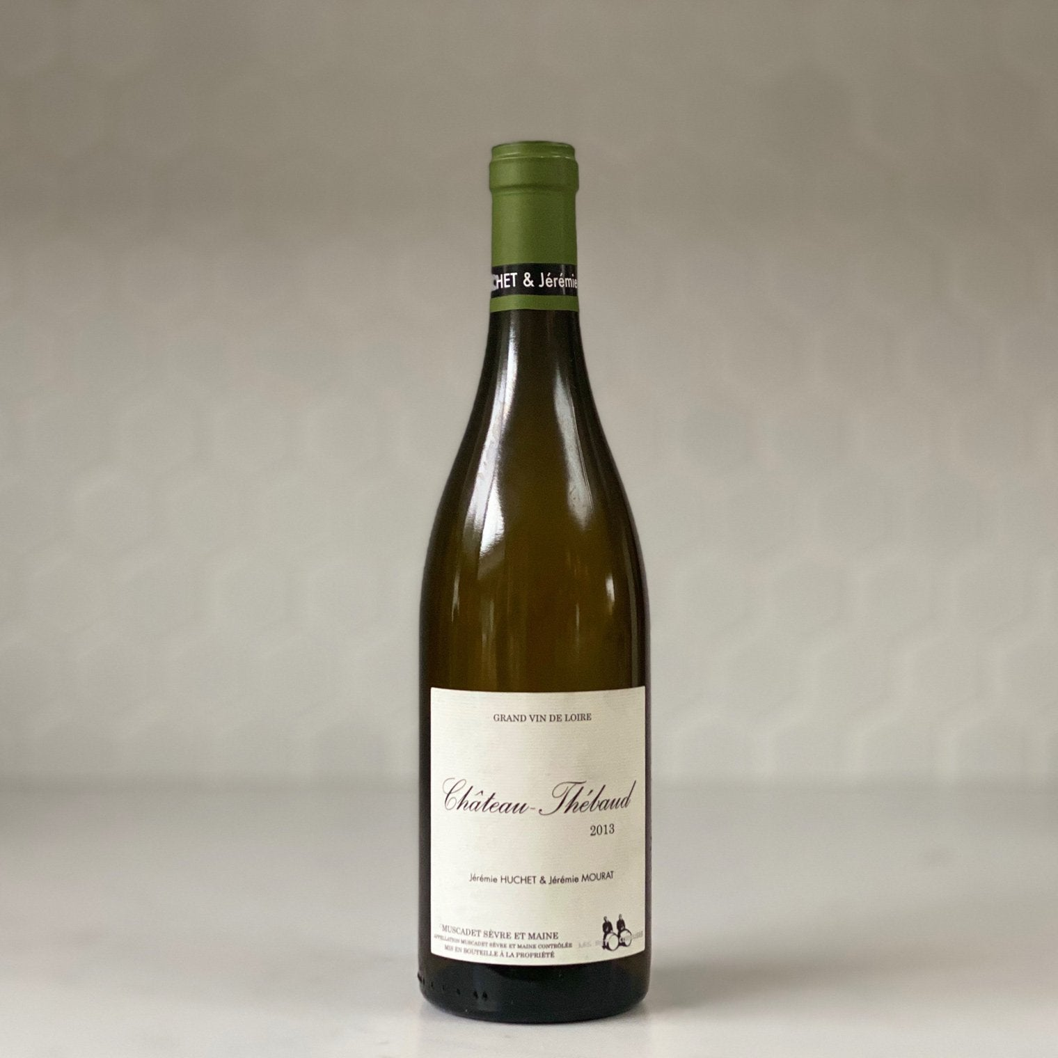 LES BETES CURIEUSES chateau thebaud muscadet 2013