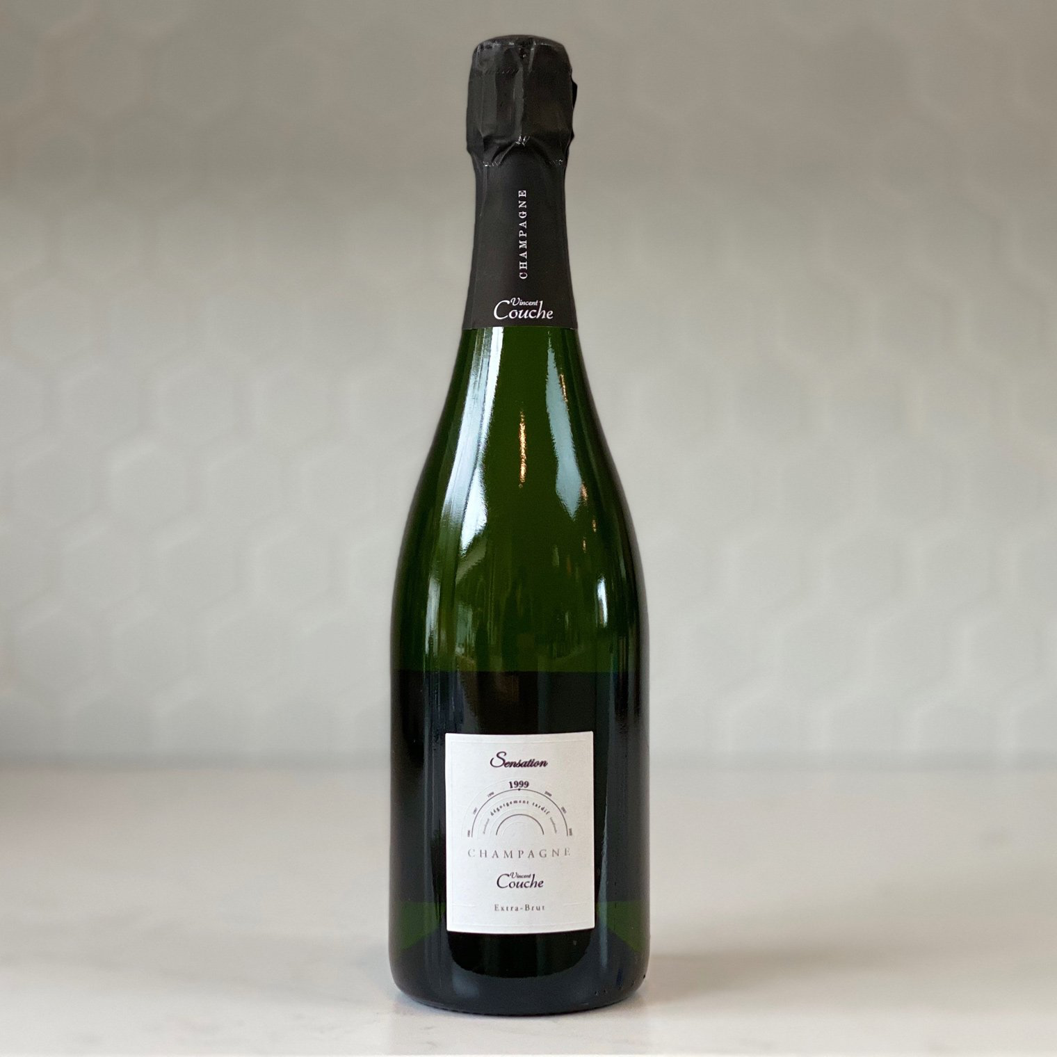 VINCENT COUCHE sensation extra brut 1999 mathusalem 6l
