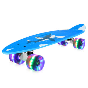 "Load image into Gallery viewer, 22"" Cruiser Skateboard - OCEAN"