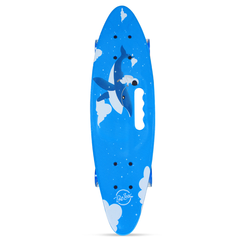 "Load image into Gallery viewer, 24"" Cruiser Skateboard - OCEAN"