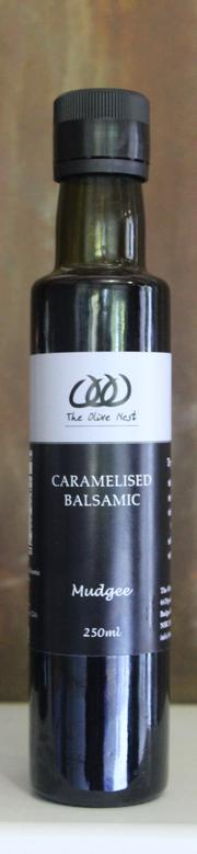 The Olive Nest Caramelised Balsamic