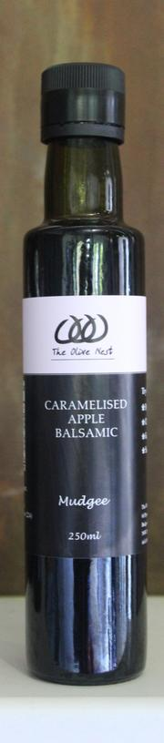 The Olive Nest Apple Balsamic