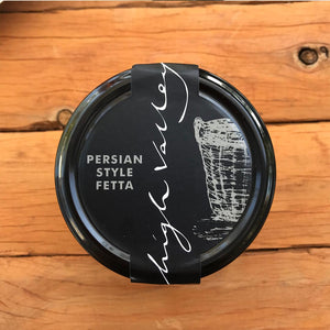 High Valley Cheese Persian Fetta 300g