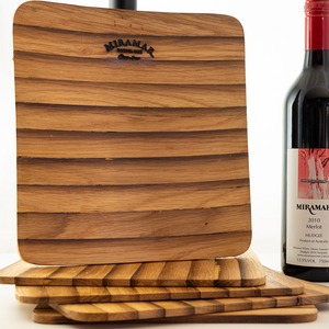 Miramar Oak Barrel Placemats