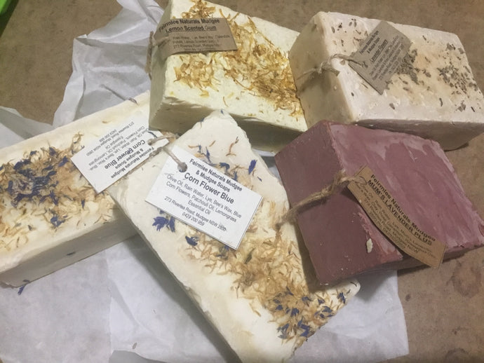 Feirmlee Naturals Soap Slab