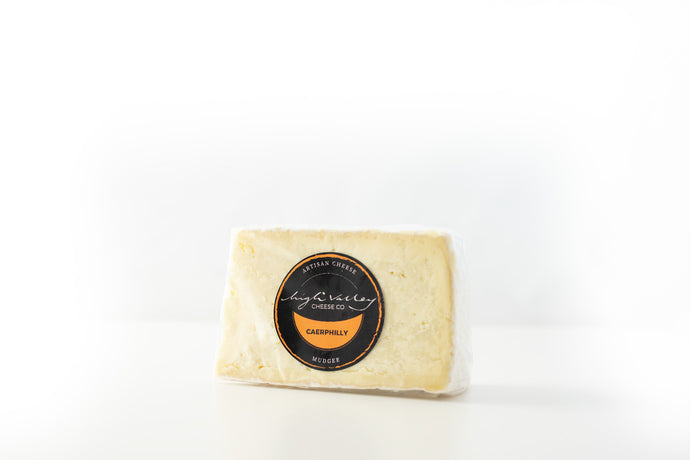 High Valley Cheese Caerphilly (Wrapped) Approx 153g