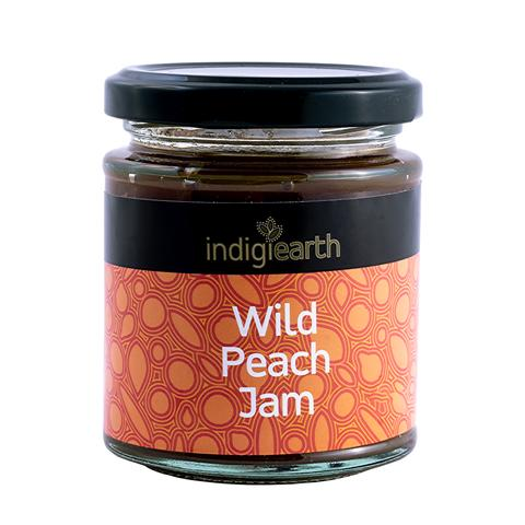 Indigearth Wild Peach Jam