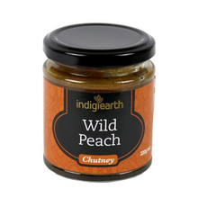 Load image into Gallery viewer, Indigiearth Wild Peach Chutney