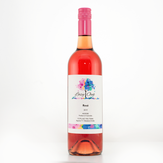 Lazy Oak Rose 2019