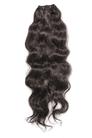 Single Bundle - Raw Indian Natural Wave - NuMe Collections