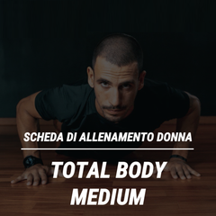 TOTAL BODY MEDIUM | Donna