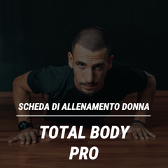 TOTAL BODY PRO | Donna