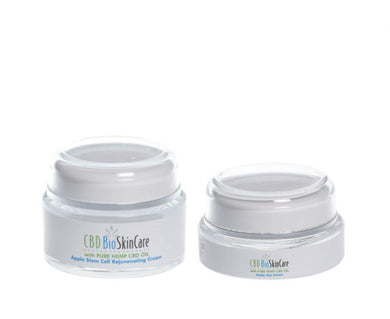 Bundle and Save on Apple Stem Cell Face Cream & the Under Eye Cream
