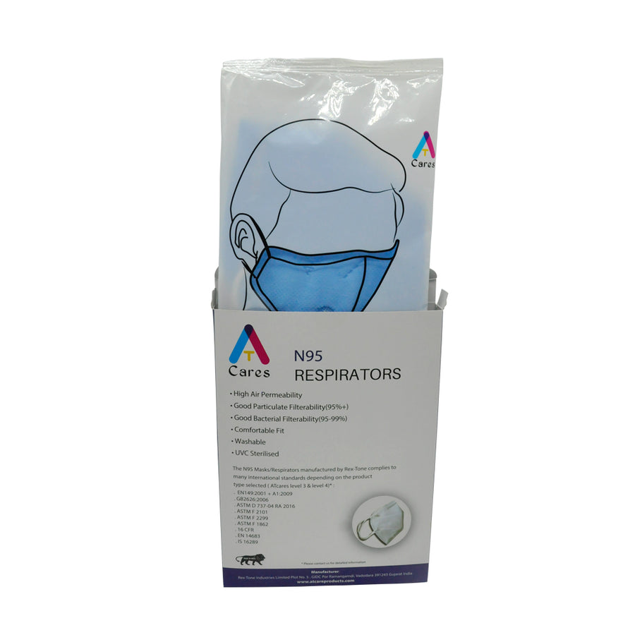AT95 Mask with Valve Mask - Basic Protection