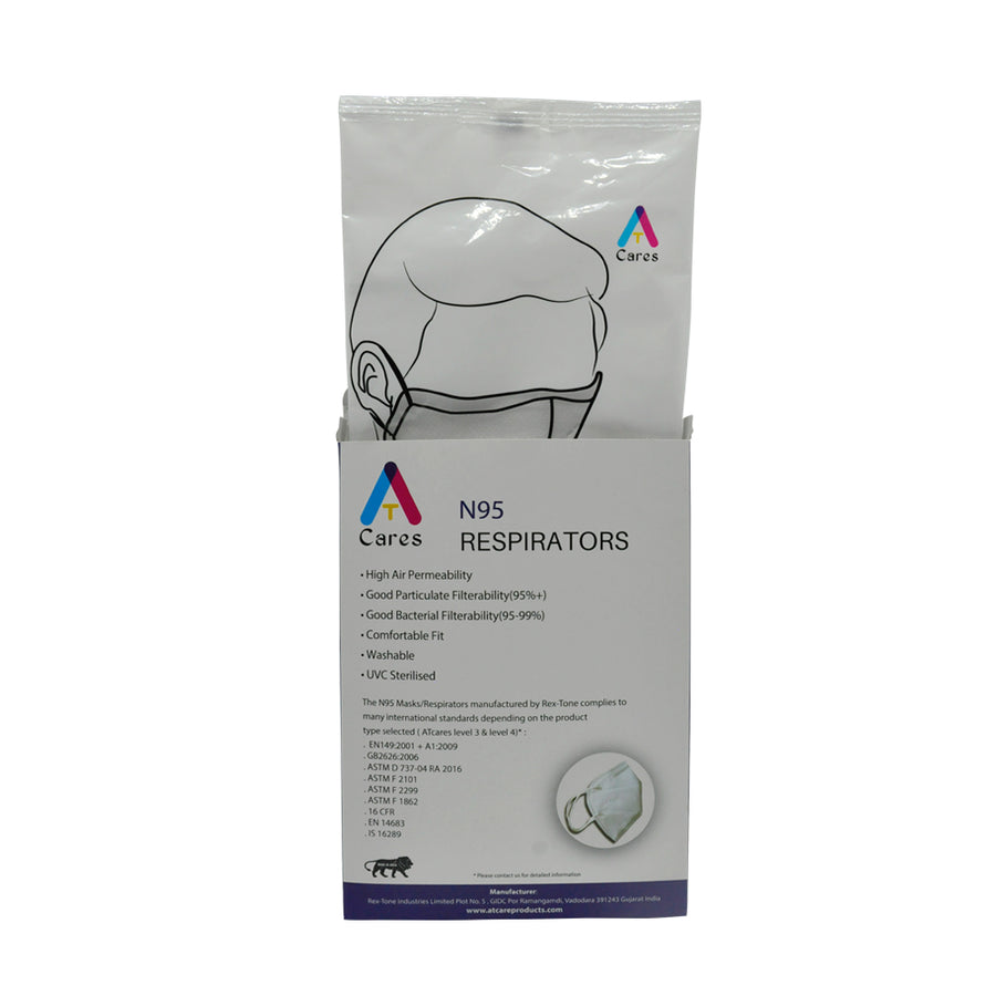AT95 Mask with Valve Mask - Good Protection
