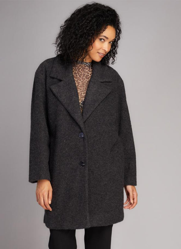 The New Yorker Wool Jacket