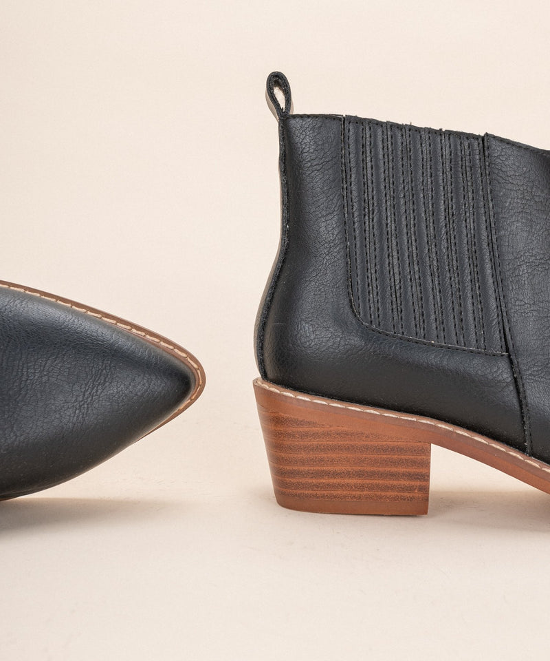 Francis Leather Boot