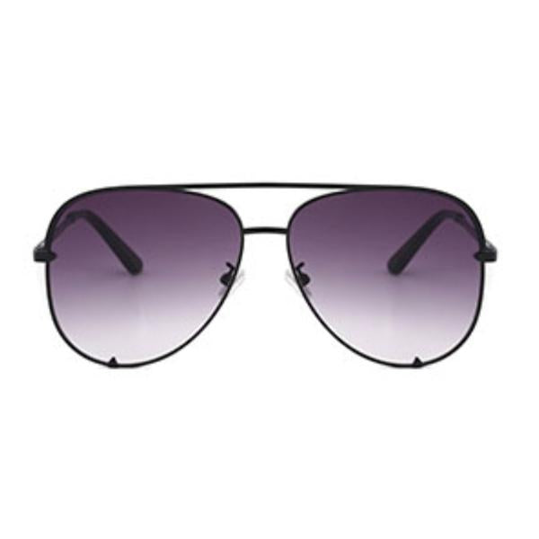 Kristen Black Fade Sunglasses