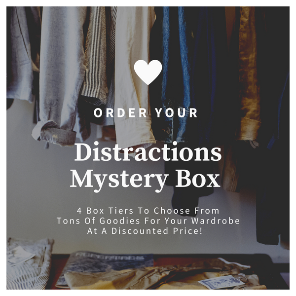 Distractions Mystery Box