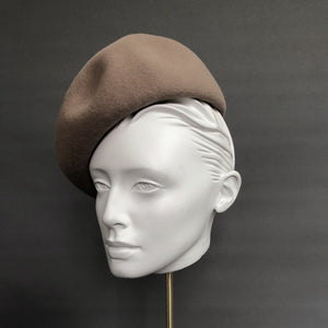 THE BERET - Warm Beige
